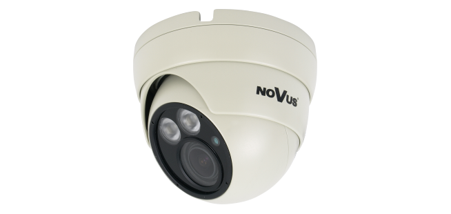 Антивандальная AHD камера с объективом motor-zoom NVAHD-2DN5202V/IR-1