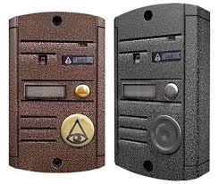 AVP-451 (PAL) блок вызова видеодомофона