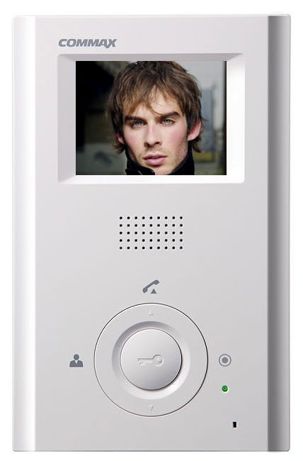 Commax CDV-35H (белый) Цветной видеодомофон